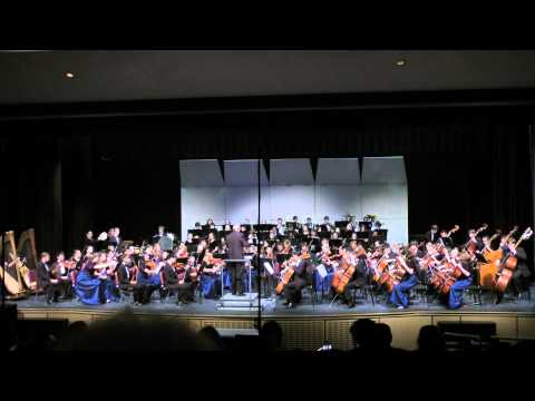 2014 Kingwood High School Symphony - UIL Performance
