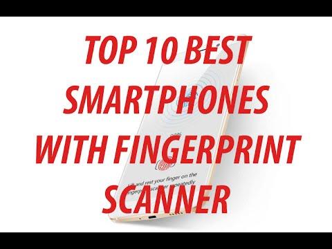 Top 10 Best Smartphones With FingerPrint Scanner