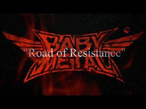 BABYMETAL @モントリオールに鼻血出た日本の夜明け、Road of Resistance 降臨
