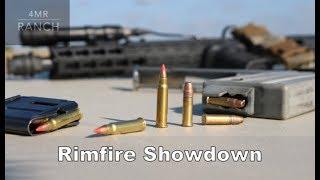 17 HMR vs. 22 LR | Rimfire Showdown