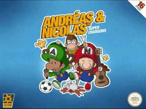 Andreas Et Nicolas - Ours Et Compagnie