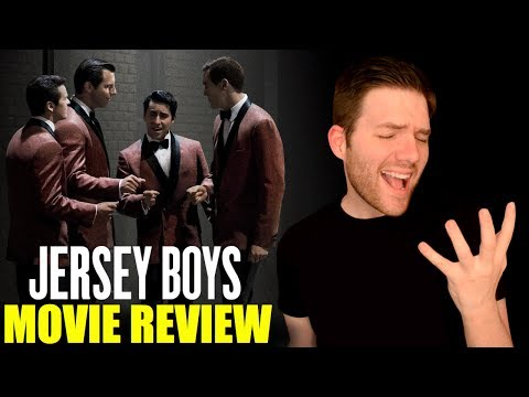 Jersey Boys - Movie Review