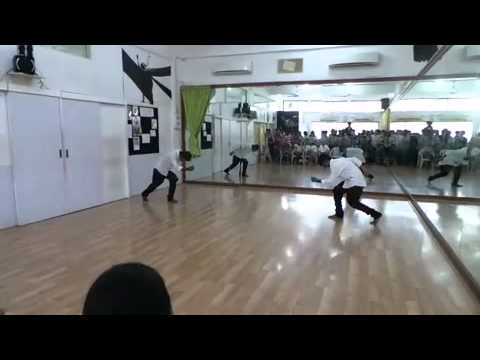 Master Terence Lewis Dance Acadmy video