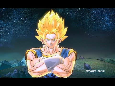Battle of Z Walkthrough Part 26- End Game (Super Vegito Mission)