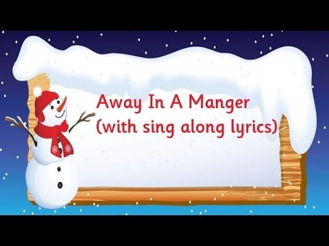 Kidzone - Away In A Manger