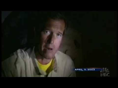 NBC Nightly News Reflects on Baghdad Invasion and David Bloom