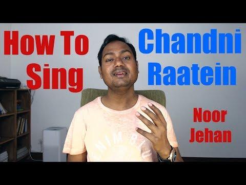 download lagu Chandni Raatein Singing Lesson Indianbollywood Singing Lessons Online gratis