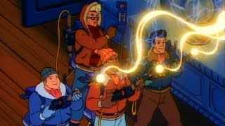 Ghosts of Christmas - The Real Ghostbusters