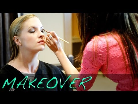 MAKEOVER CHALLENGE FOR ALLURE