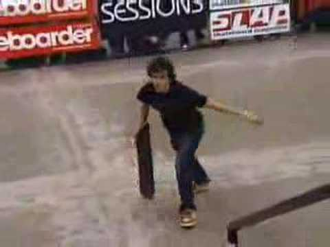 ryan sheckler - vans 2004 Video