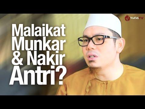 Dialog Agama: Malaikat Munkar Dan Nakir Ngantri ? - Ustadz Ahmad Zainuddin, Lc.