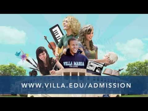 Villa Maria College July 2014 Commercial