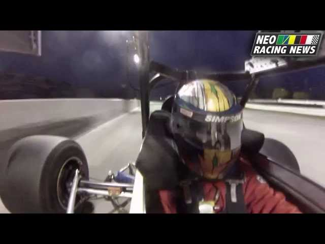 NEO Racing News - Supermodified Destroys GoPro Camera During Race - 07/26/14