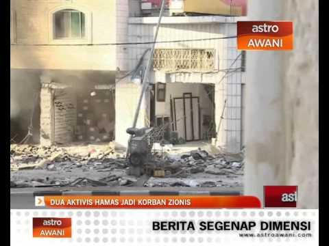 Dua aktivis Hamas menjadi korban Zionis