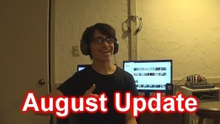 August Update - New Gear, Scott Hoying Upcoming Vocal Ranges, Viewer Comments #1