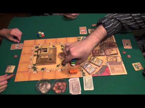 Camel Up - играем в настольную игру, board game