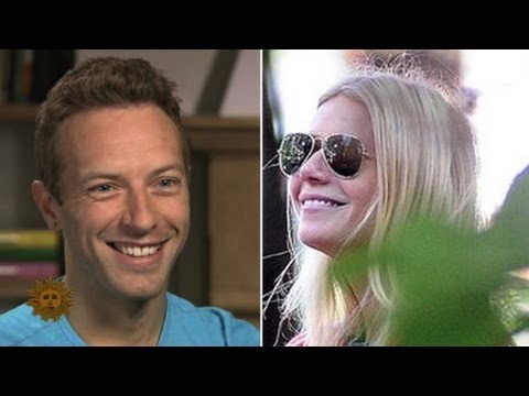 Gwyneth Paltrow Gets Cute With Her Kids While Chris Martin Sings His Wife's Praises