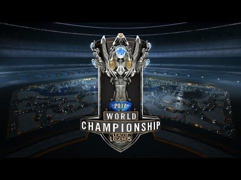LZ vs SSG   Quarterfinals Day 1   2017 World Championship   Longzhu Gaming vs Samsung Galaxy