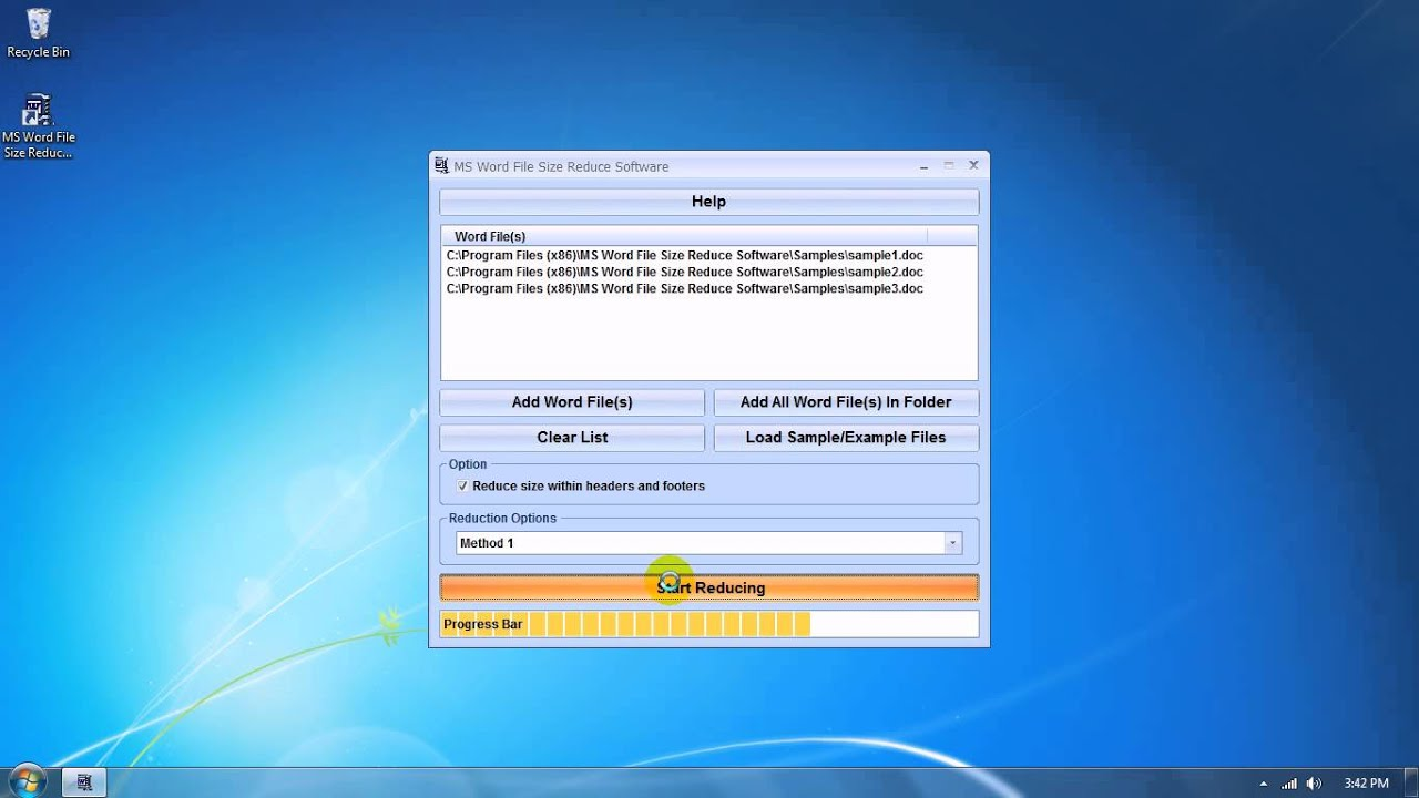 Photo file size reducer software free download