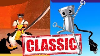 10 classic games EVERYBODY has FORGOTTEN about