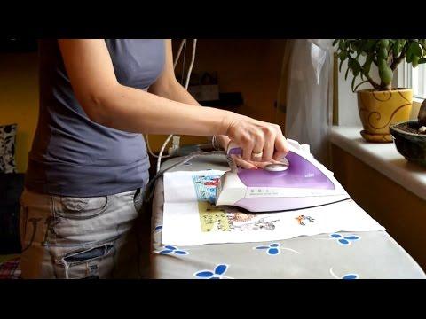Как правильно гладить вышивку 11