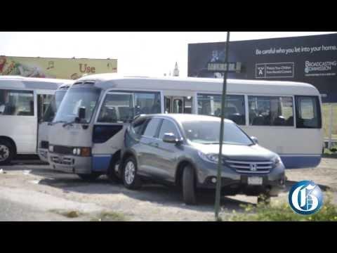 Corporate Area coaster bus operators strike