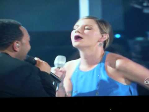 Duets~ Jennifer Nettles &amp; John Legend: I've Got The Music In Me