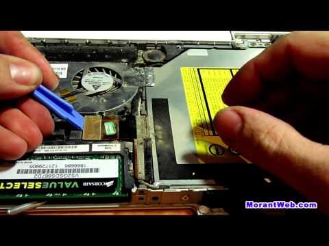 Sustituir el lector DVD-Rom ide por un adaptador de disco duro sata al Macbook 2008