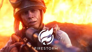 Battlefield V - Official Firestorm Gameplay Trailer
