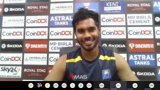 Dhananjaya de Silva | 2nd T20I Post Match Press Conference | Sri Lanka vs India 2021