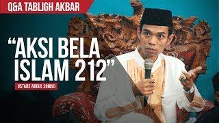"""Pendapat Tentang Aksi Bela Islam 212""   Ustadz Abdul Somad   Wardrobe: Koko Diponegoro by FullHeart"