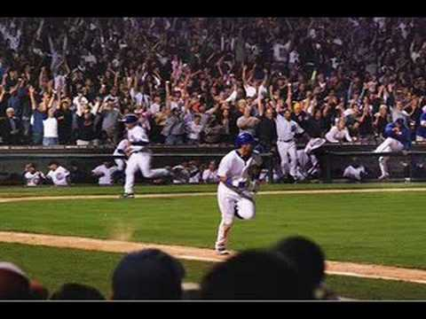 The new anthem of Chicago Cubs fans by Eddie Vedder, put to a collage of pictures.