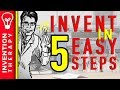 How To Invent Something New In Five Easy Steps And Become An Inventor mp3