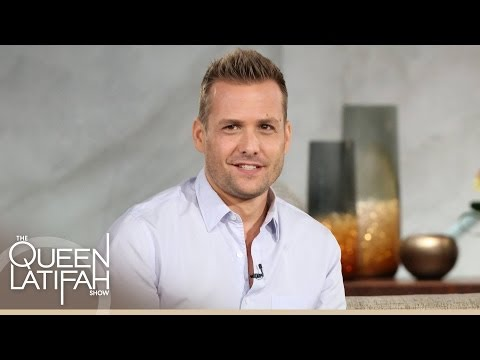 Gabriel Macht Talks About Project Wonderful on The Queen Latifah Show