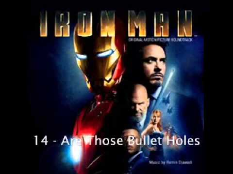 14   Are Those Bullet Holes Iron Man Original Soundtrack1