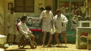 صد رد | تذكر ذكريات الطفوله مع ابطال المسلسل في مشهد كوميدي