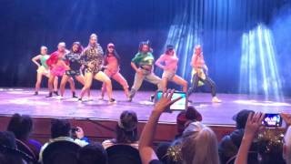 Request Dance Crew performing Sorry by Justin Bieber