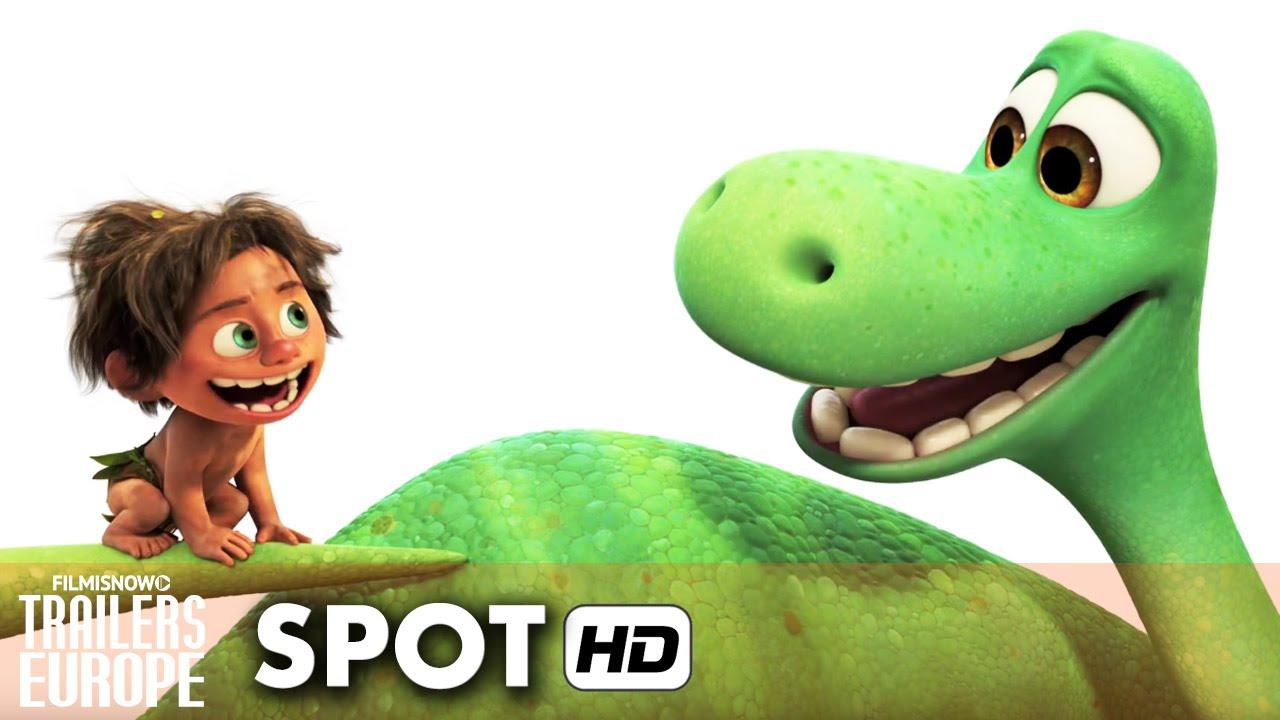 El viaje de Arlo (The Good Dinosaur) Spot 'Te emocionará' (2015) HD