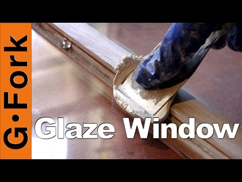 Single Pane Window Repair - GardenFork