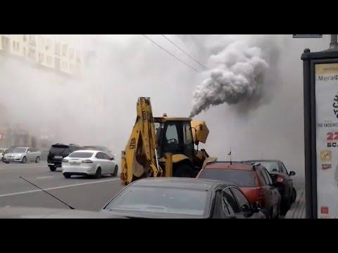 Двигатель пошел в разнос(Смерть дизеля) - Подборка[DriftCrashCar]