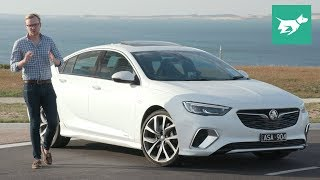 Holden Commodore 2018 Review