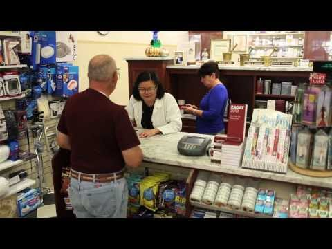 Edgewood Pharmacy: Old fashioned customer service, never goes out of style.