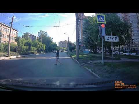 проезд на красный сигнал светофора
