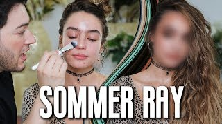 TRANSFORMING SOMMER RAY INTO A INSTAGRAM BADDIE!