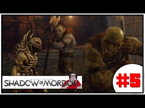 MIDDLE-EARTH : Shadow of Mordor #5   Ratbag e o Poder