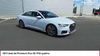 2019 Audi A6 Lubbock Texas 71139