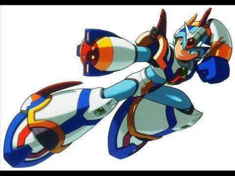 Megaman X5 - Intro Stage (X)