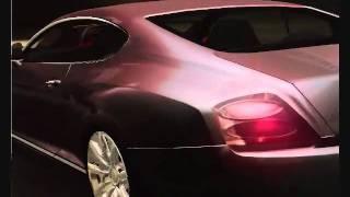 NFS Underground 2 Car mod Bentley Continental GT