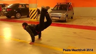 პაატა 2014 ხაშური music the monster bboy junior cover dance
