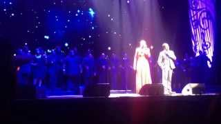 Verizon How Sweet the Sound 2013 - The Best for Last Donald Lawrence & Yolanda Adams